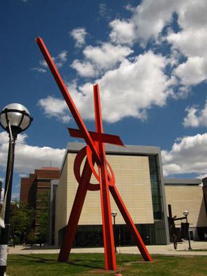 Outdoor Sculpture University Of Michigan Museum Of Art