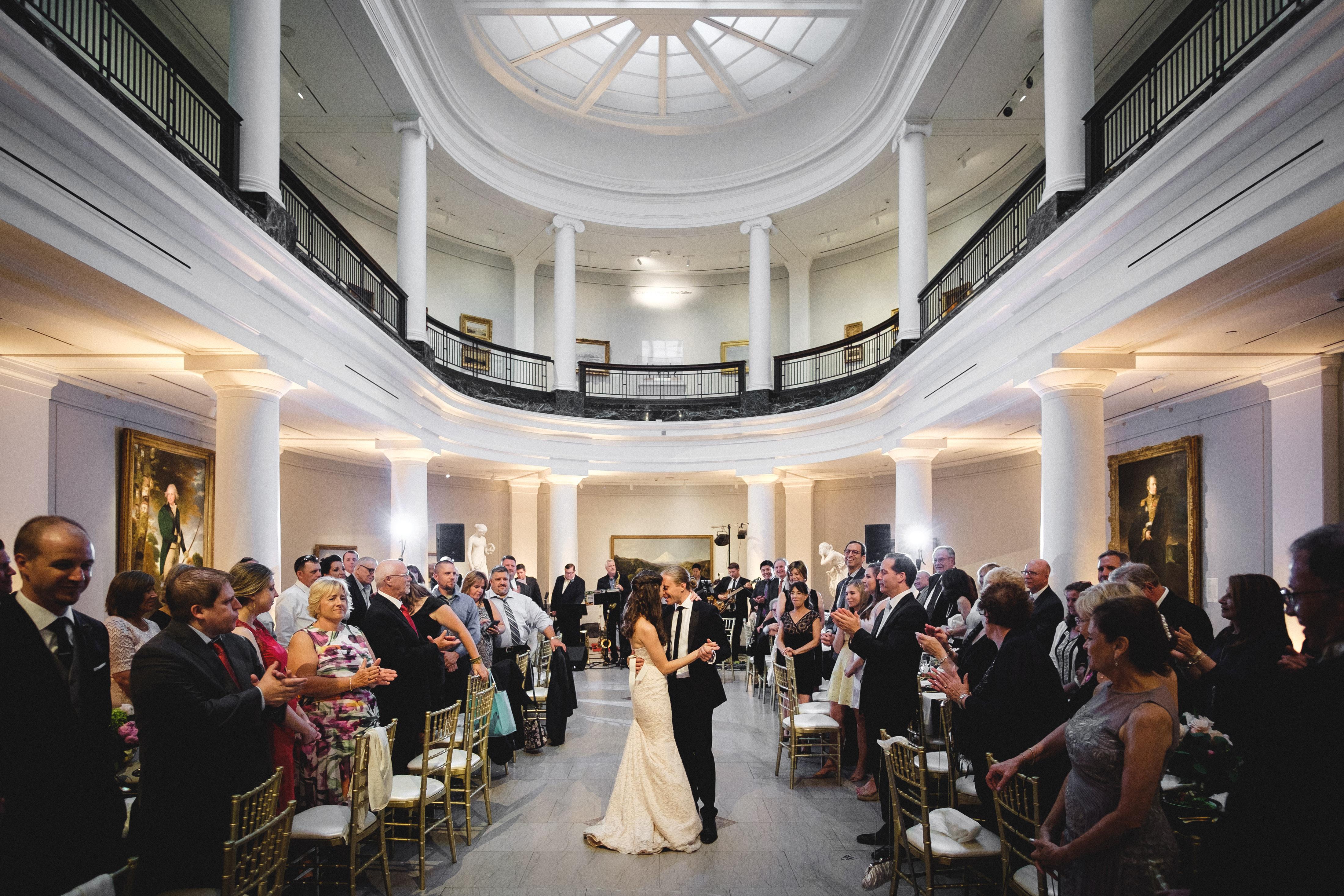 Weddings at UMMA