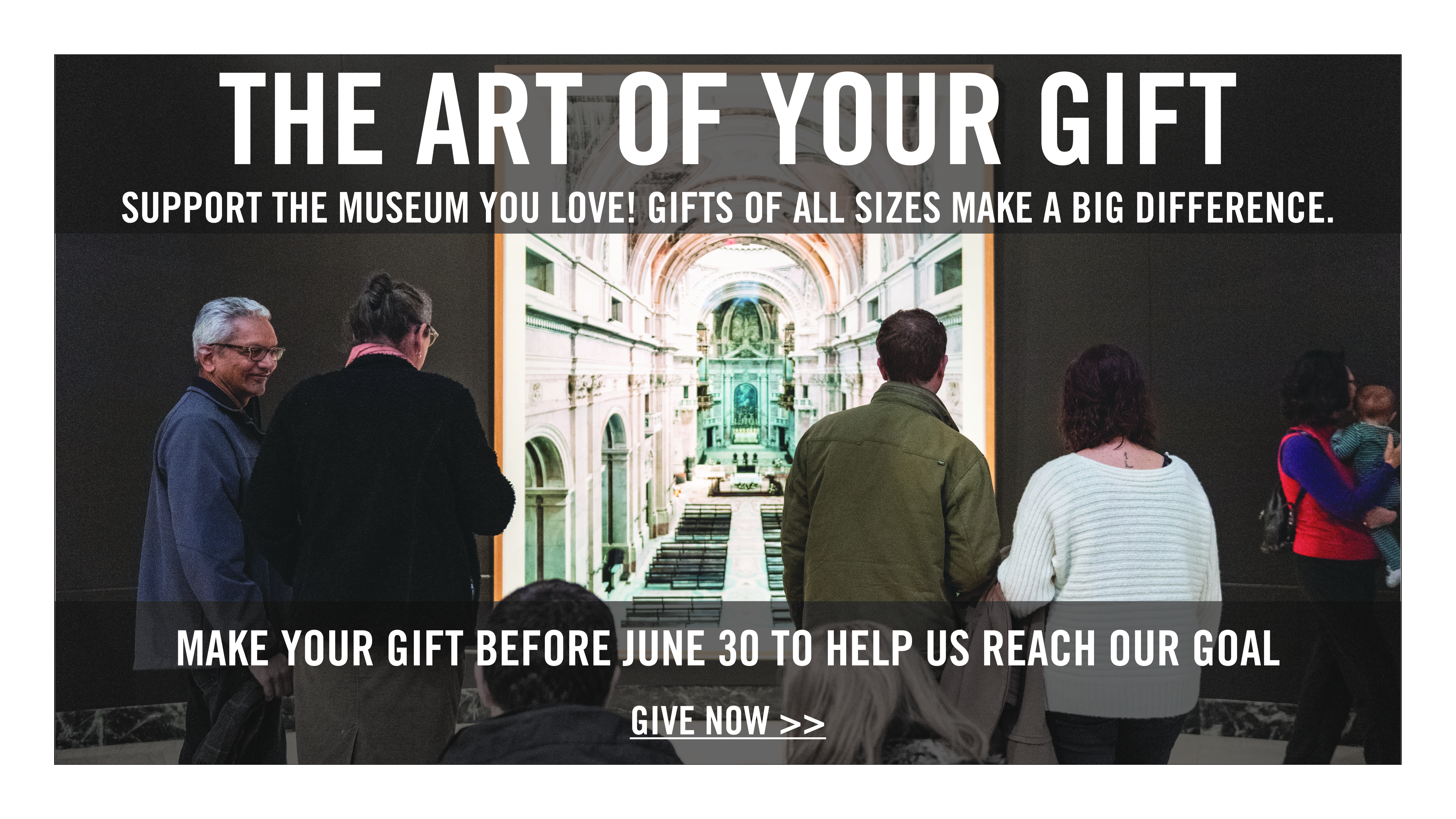 Fiscal Year End - Make your gift!