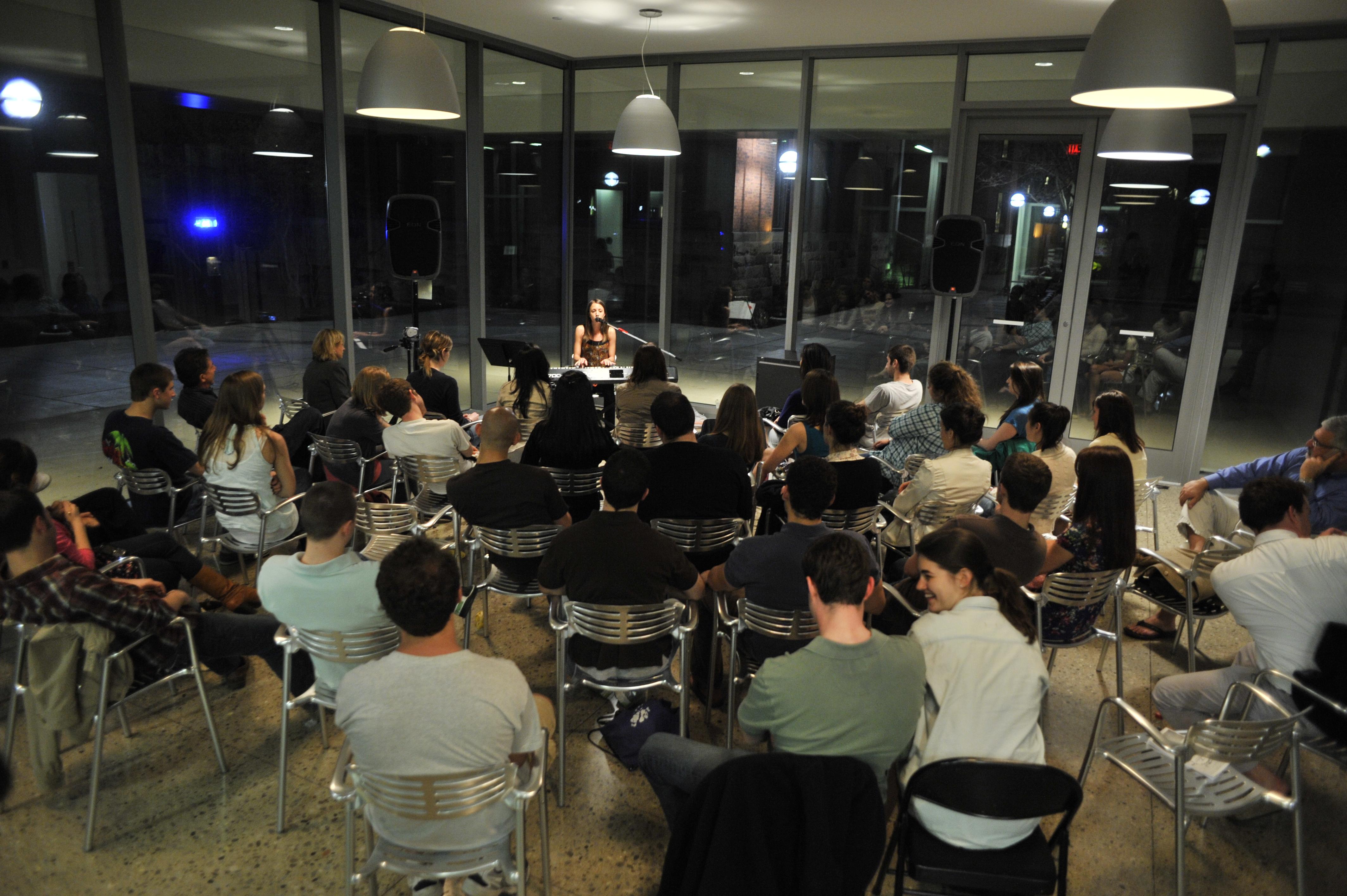 Student Group Rentals at UMMA