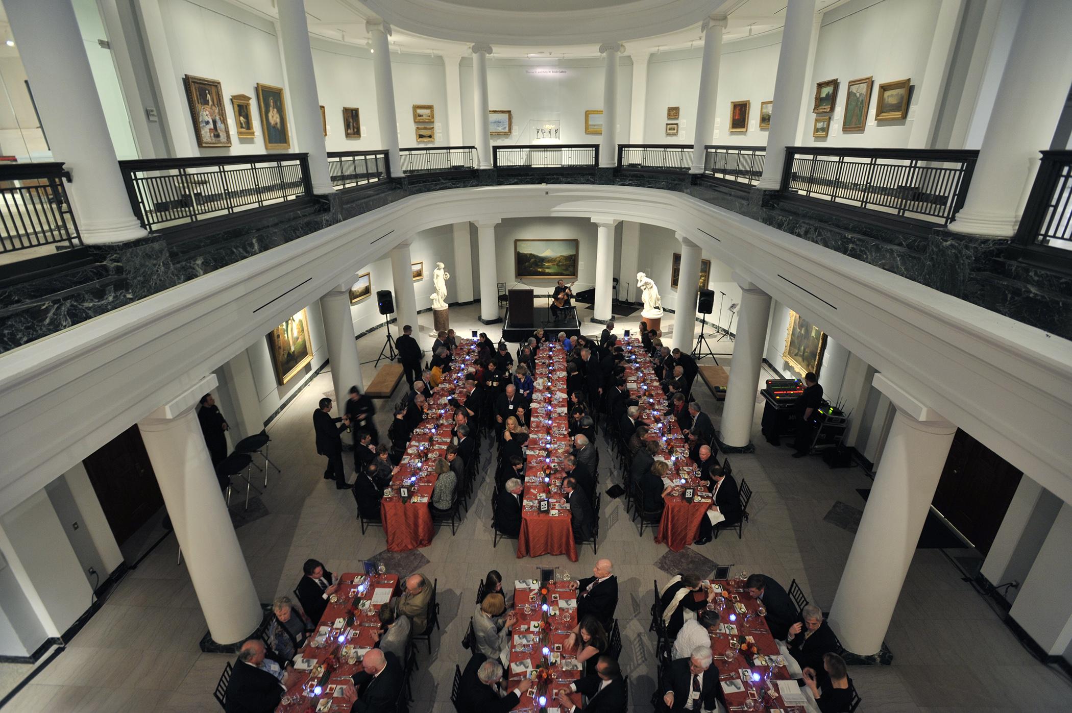 Departmental Receptions at UMMA