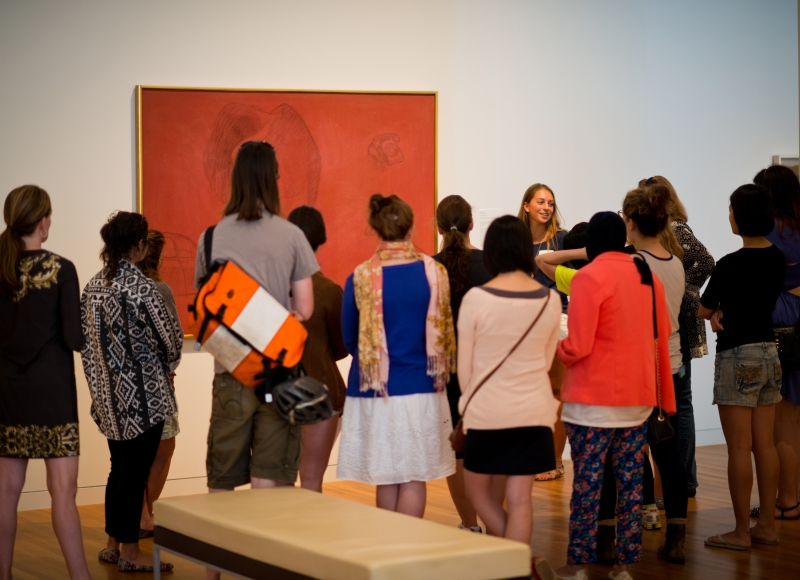 Student Docents