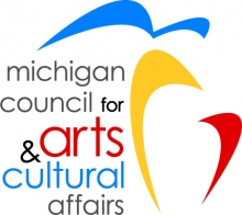 Logo for the Michigan Council for the Arts and Cultural Affairs