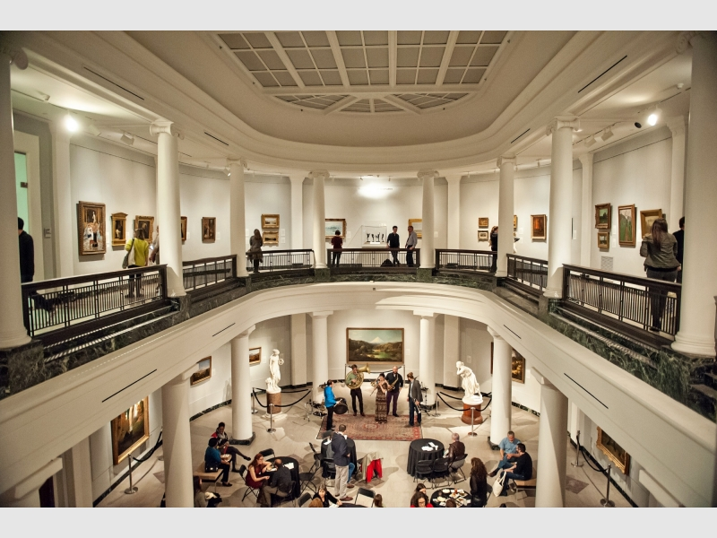 Museum Of Arts And Design Hours : Umma after hours university of michigan museum art
